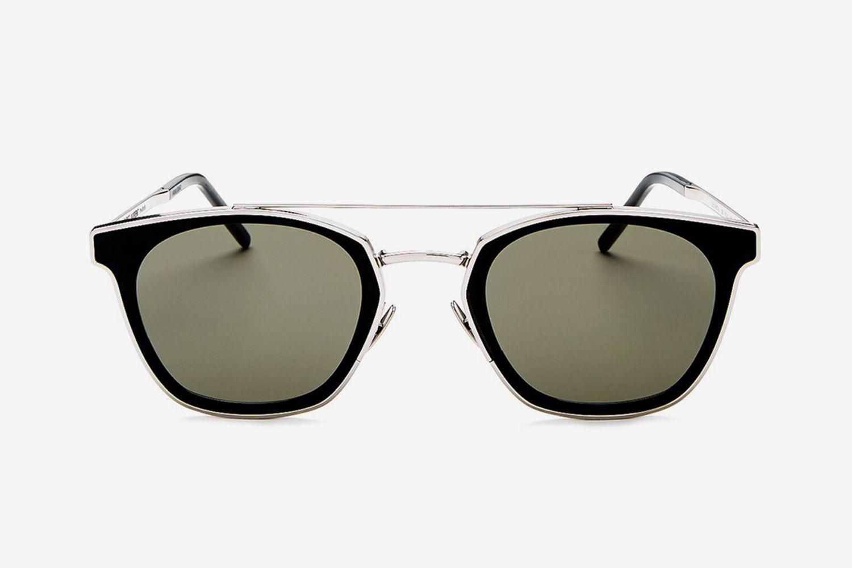 Brow Bar Square Sunglasses