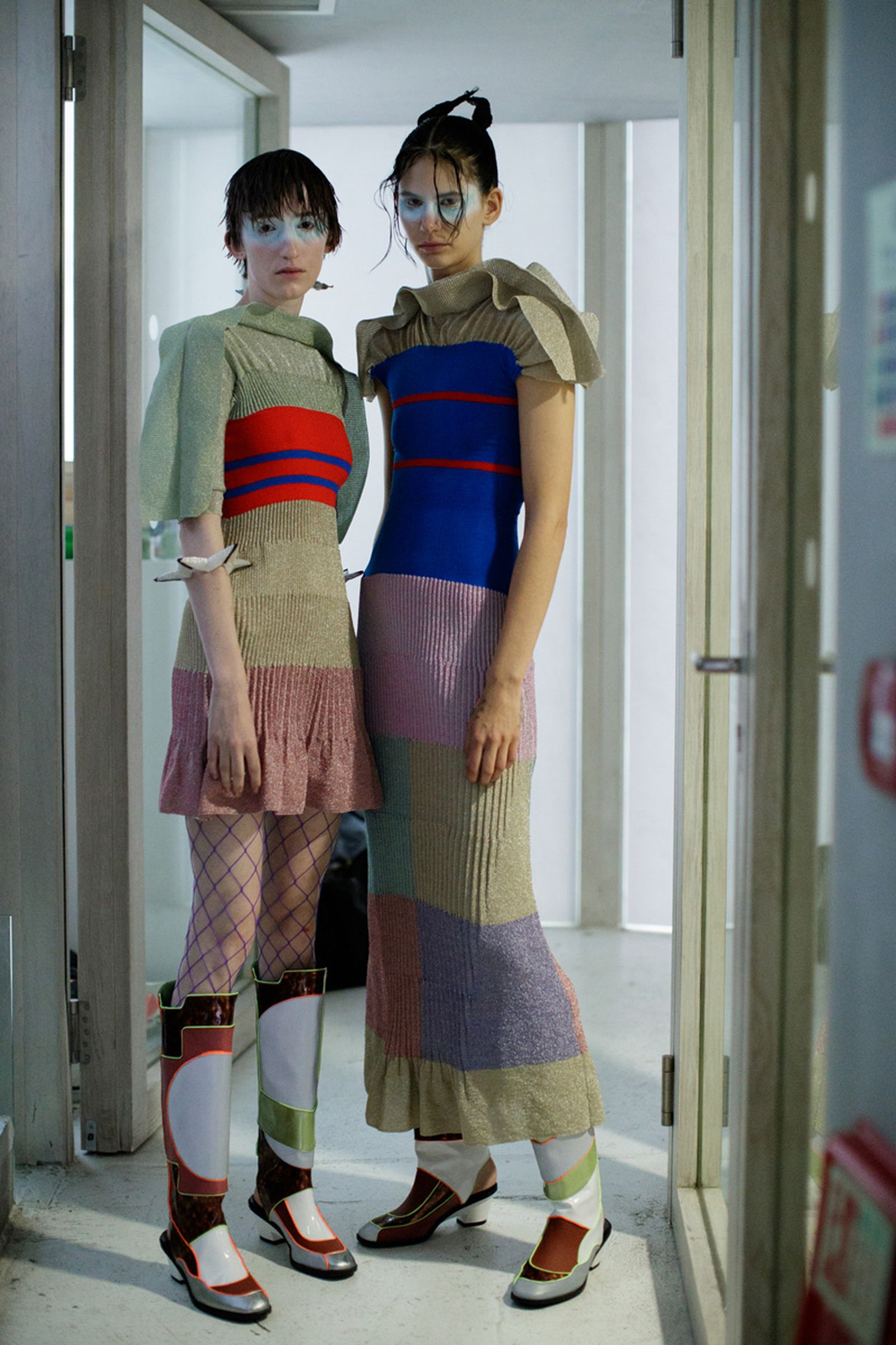 kiko kostadinov london fashion week12