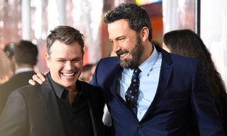 Ben Affleck & Matt Damon Are Making a Movie About the McDonalds Monopoly Scam