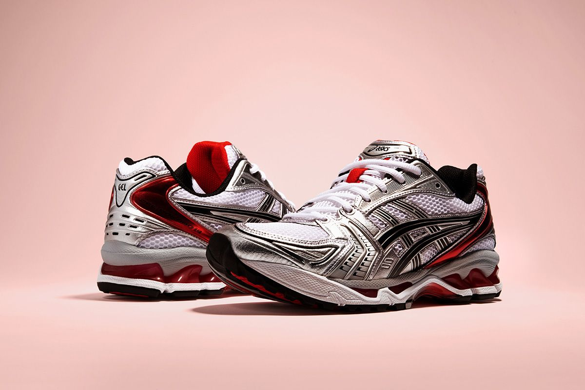 ASICS' GEL-KAYANO 14 Releases Today and Its a Retro-futuristic Dream 14
