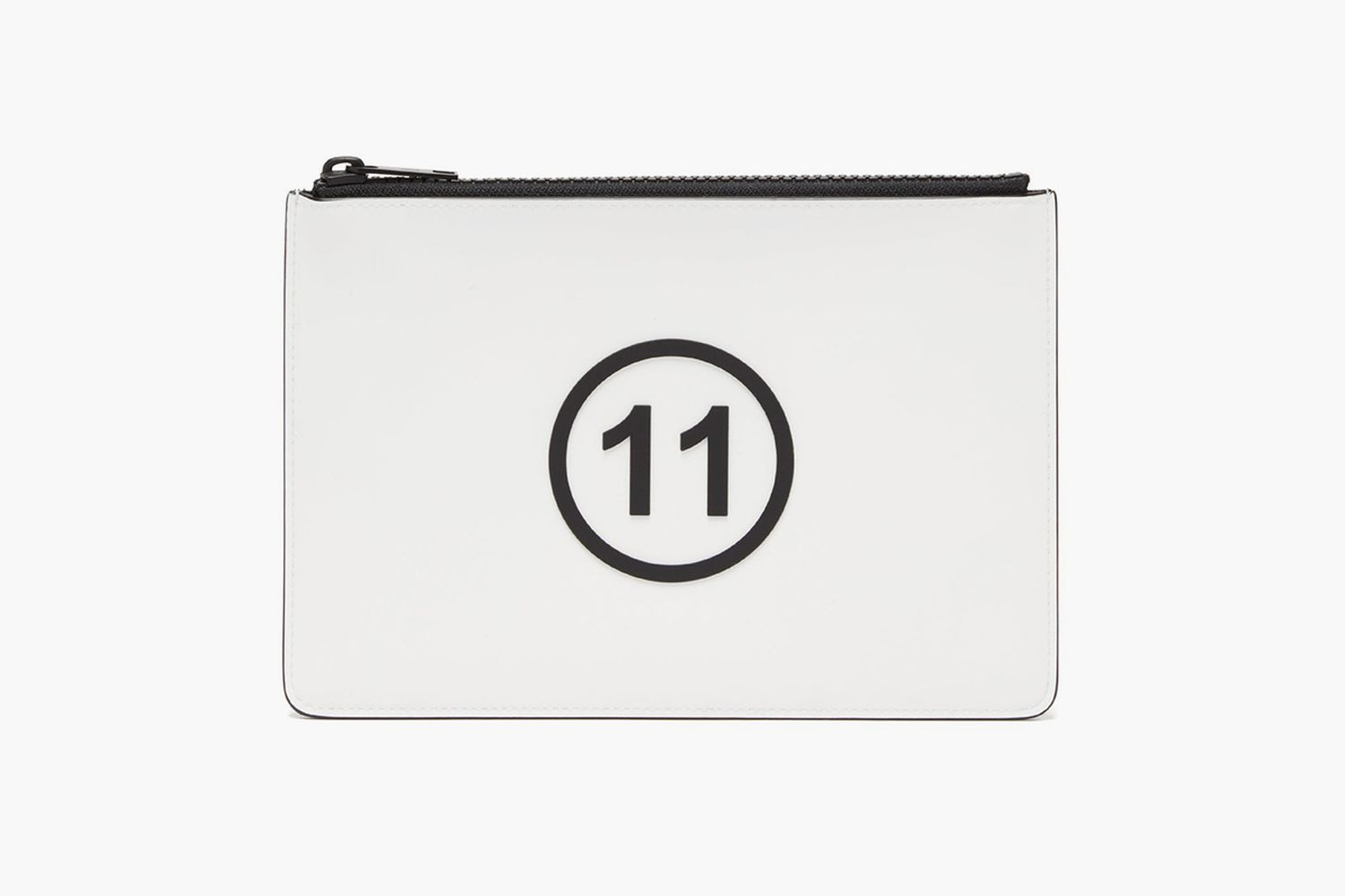Logo-Embossed Pouch