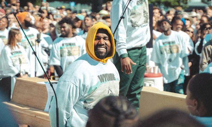 Kanye West Sunday Trademark