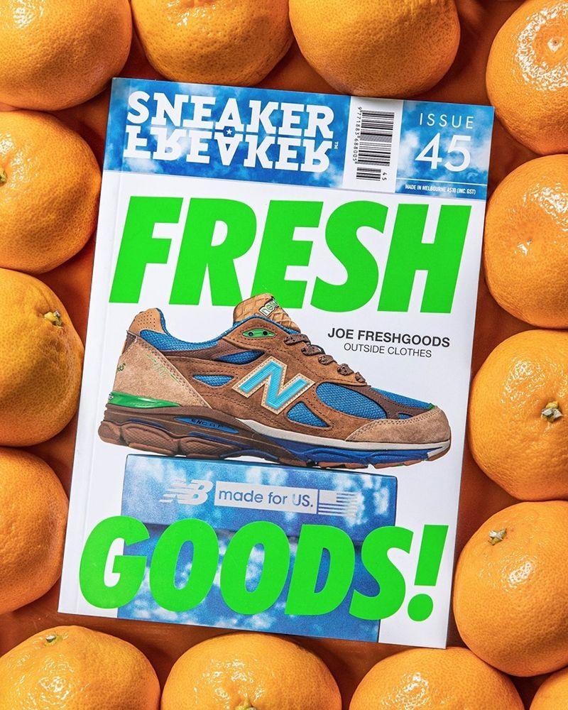 Joe Freshgoods Has Another New Balance Banger on the Way 3