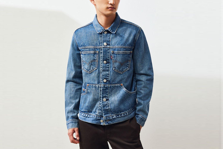 5 Pocket Trucker Jacket