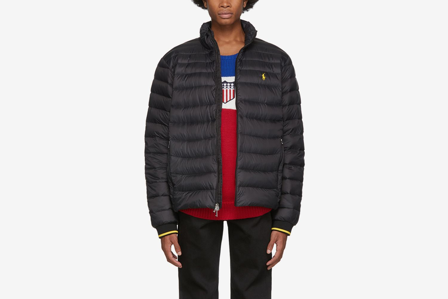 Down Packable Quilted Jacket
