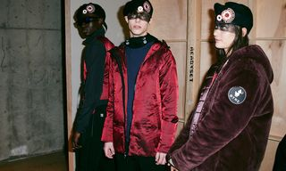 Save the Duck and Dyne's NYFW Sustainable FW18 Collection Asked the Right Questions and Gave Us Answers