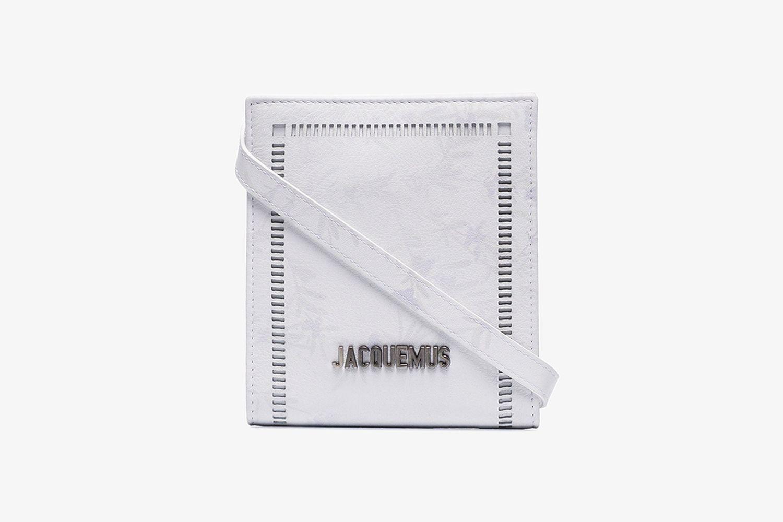 """""""Le Gadjo"""" Leather Shoulder Bag"""