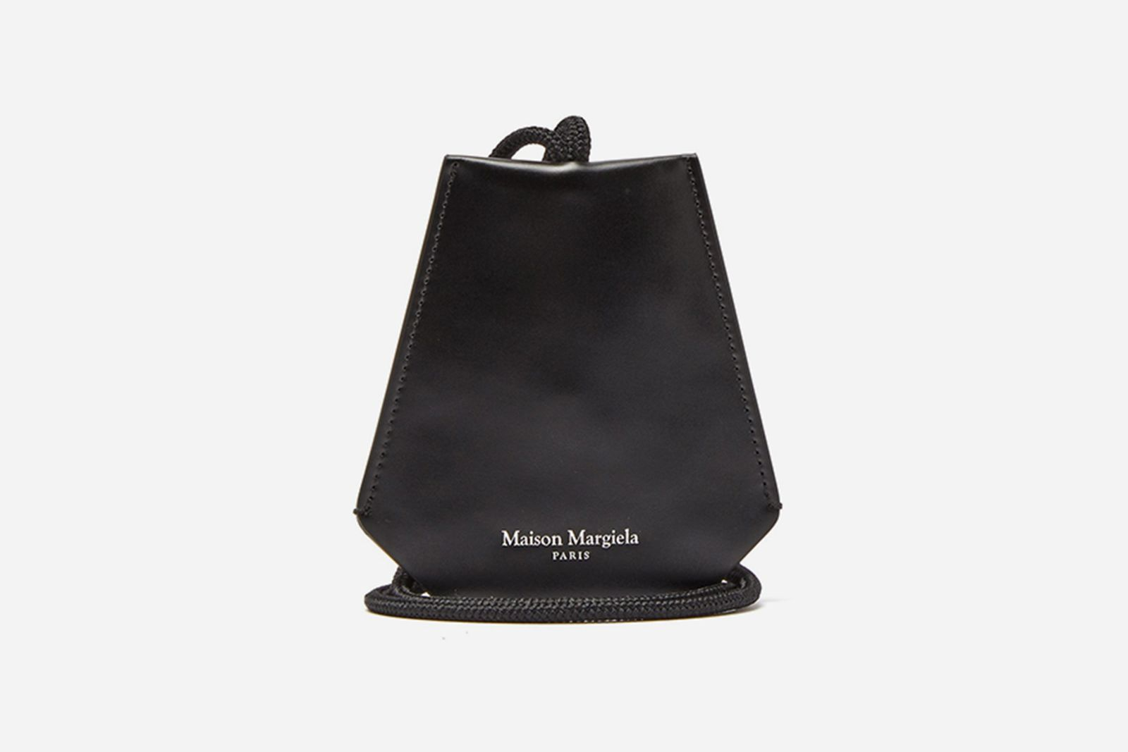 Maison Margiela Leather Key Ring