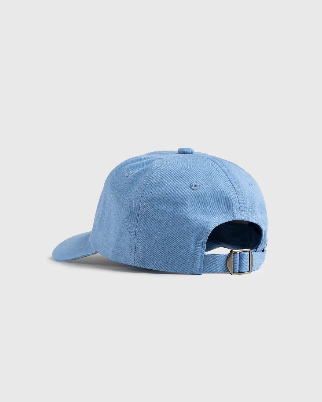 Highsnobiety – Baseball Cap Blue - Image 3