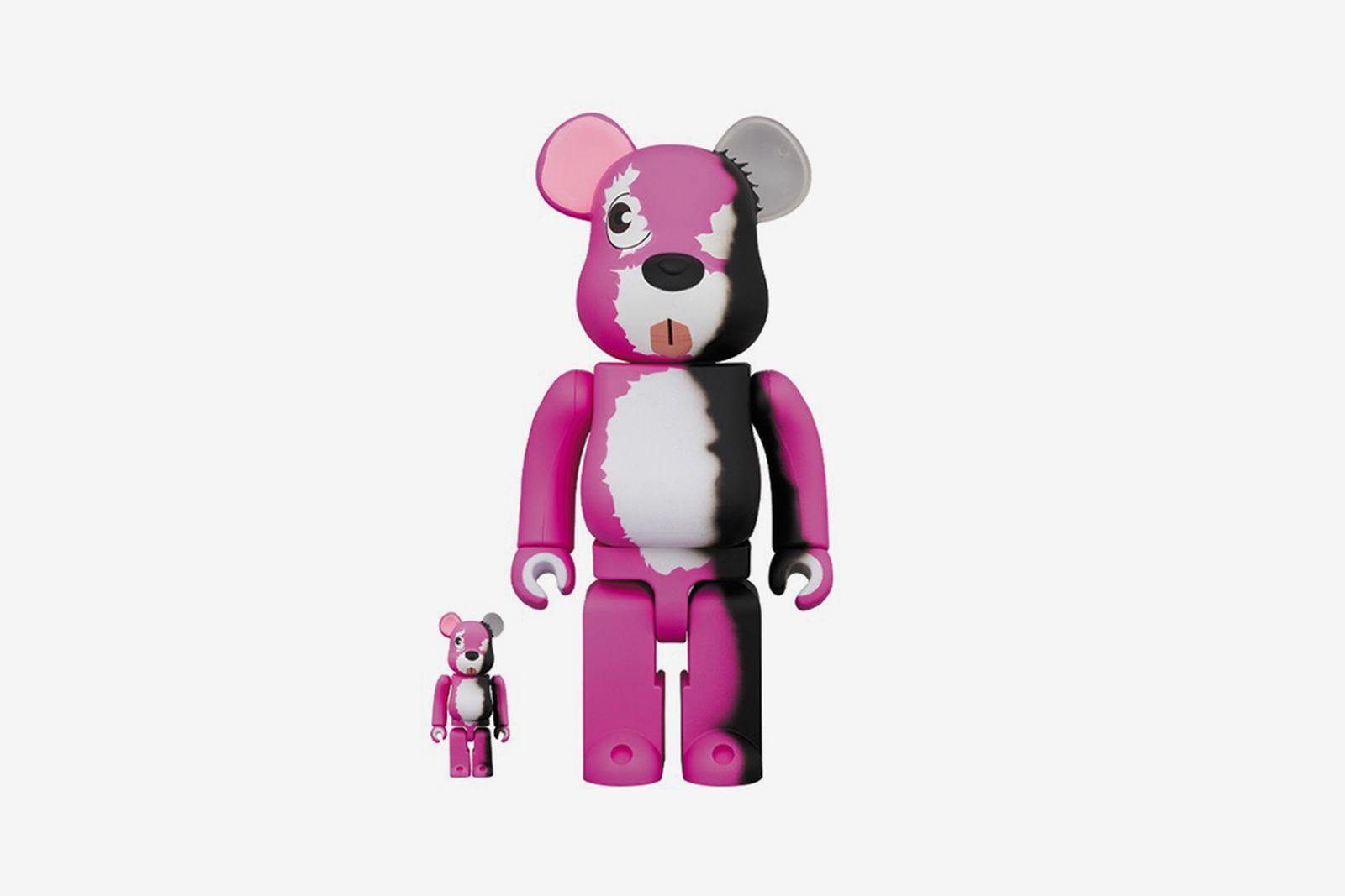 Medicom Toy pink bear Breaking Bad Bearbrick