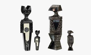 Vitra Rereleases Alexander Girard's Archival Midcentury Designs