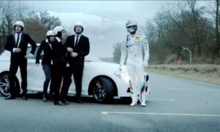"Video: BMW Presents ""The Fastest Christmas Song in The World"