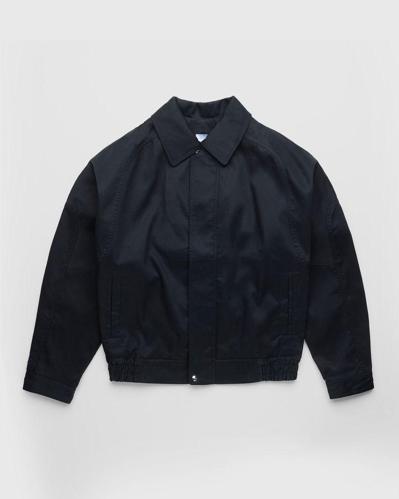 Lourdes New York – Backless Jacket Black