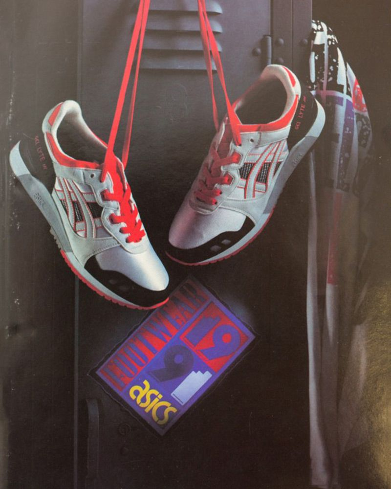 You Better Stock Up on OG Colorways of the ASICS GEL-Lyte 3 9