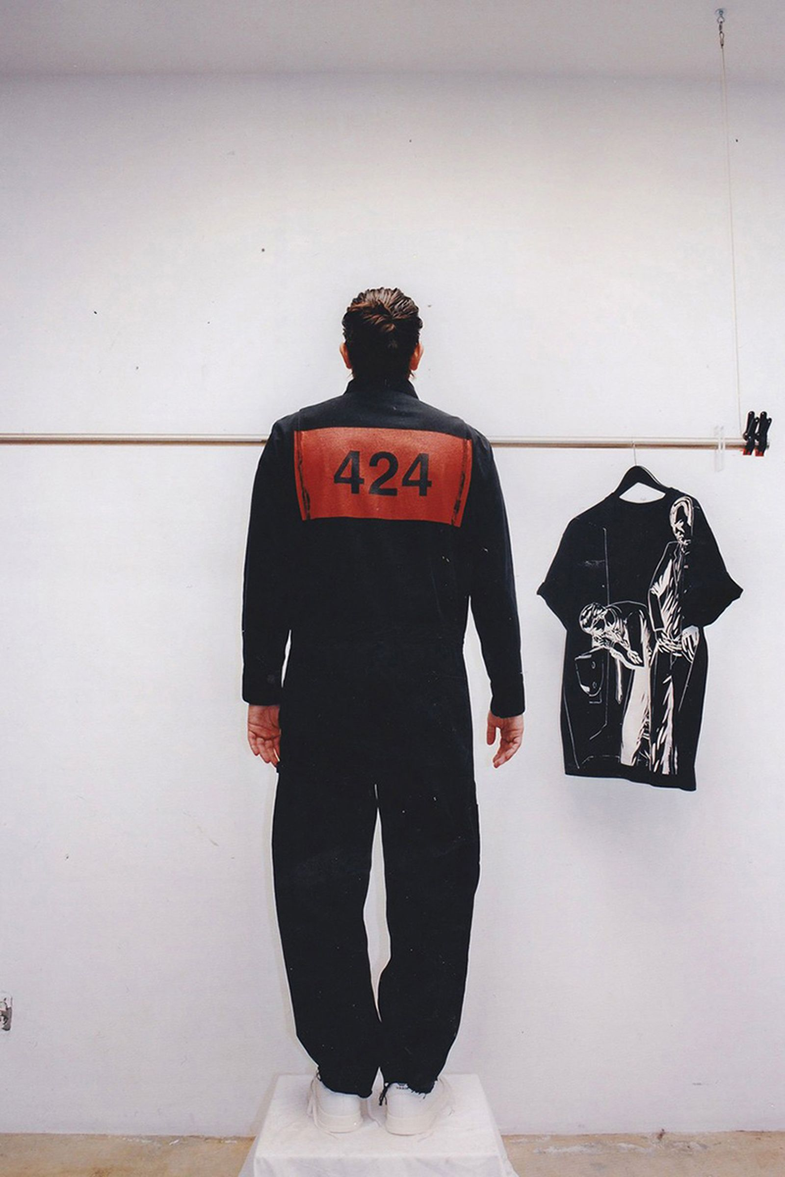 424 SS20 American Psycho Collection