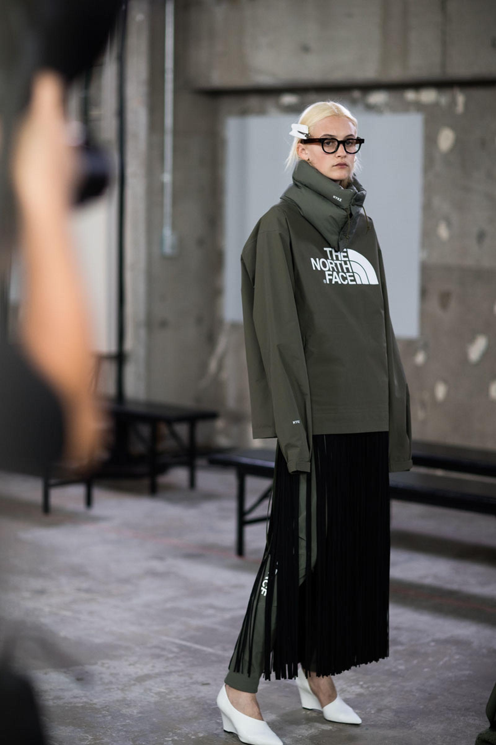 13HYKE The North Face FW19 Tokyo Fashion Week