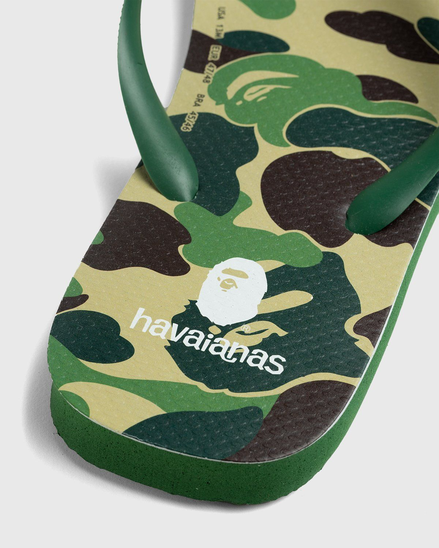BAPE ® x Havaianas - Top Green - Image 3