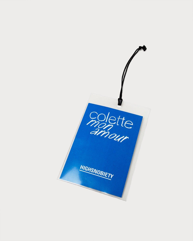 colette Mon Amour - The Internet Before The Internet T-Shirt Black - Image 9