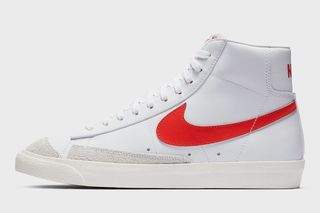 "sale retailer da4fd 81b8a Nike Is Releasing the Blazer Mid 77 Vintage ""Habanero Red"" on January 1"