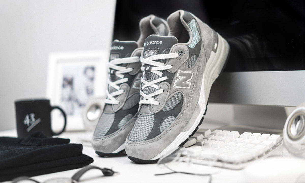 New Balance 992 Grey: Official Images & Where to Buy Tomorrow