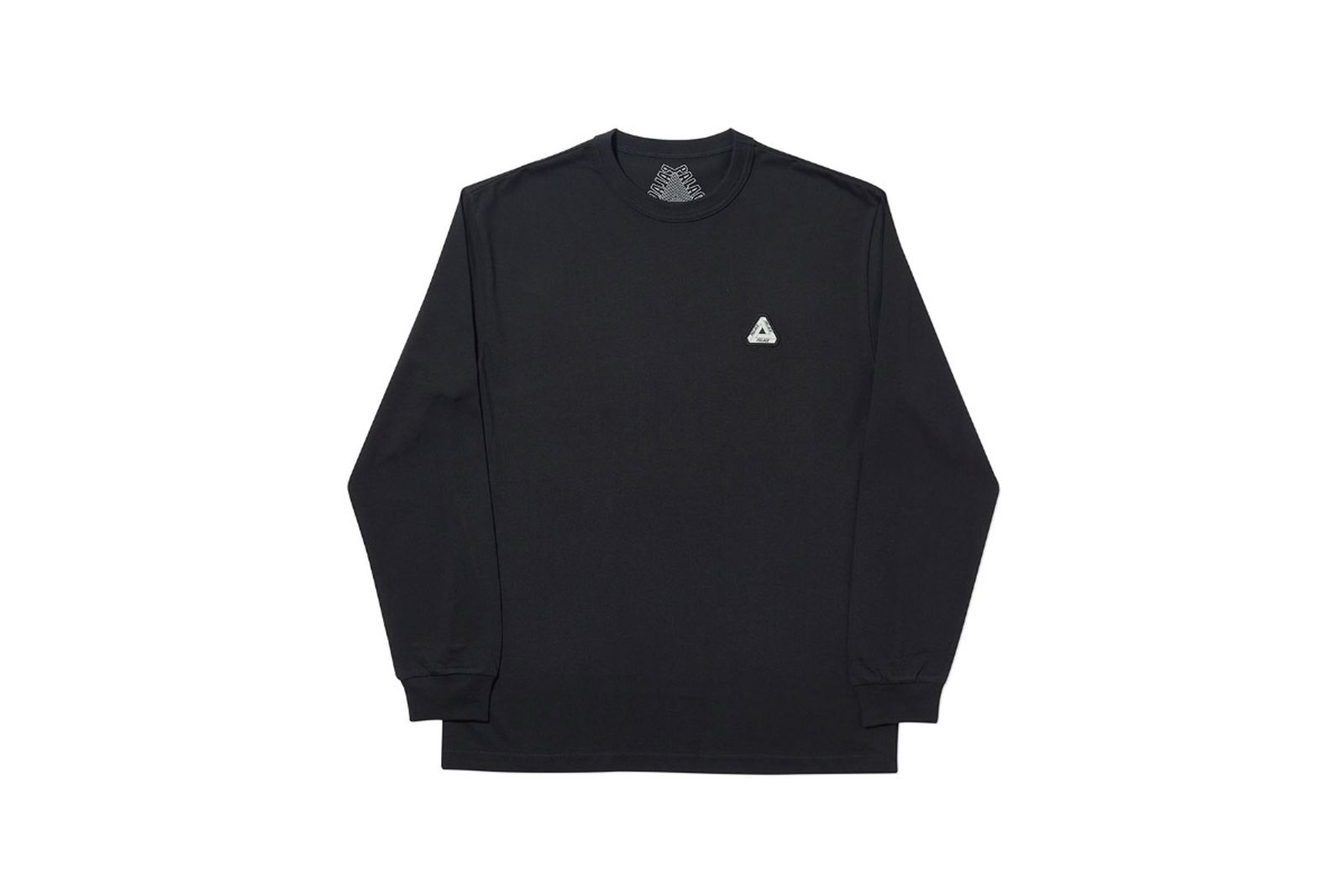 Palace 2019 Autumn Longsleeve T Shirt black