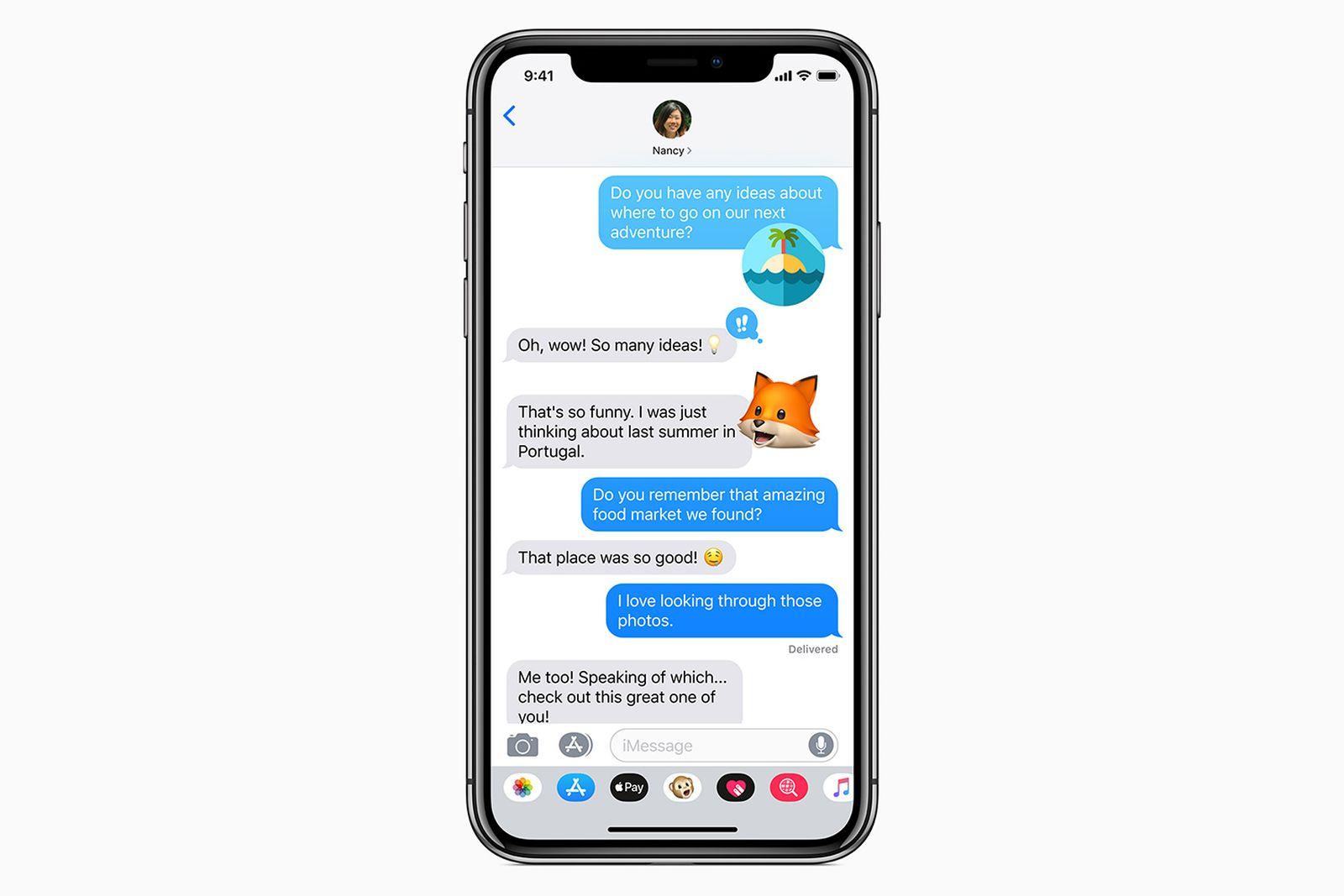 apple ios 12 Apple WWDC 2018