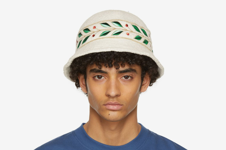 Laurel Panel Hat