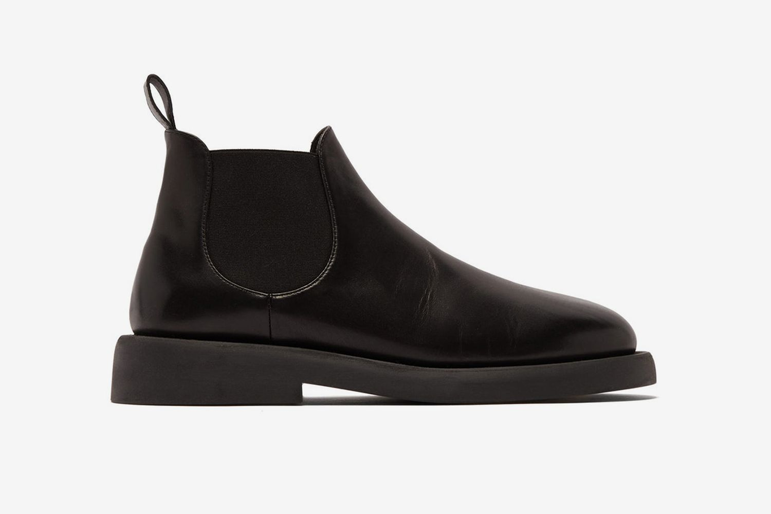 Gommello Leather Chelsea Boots