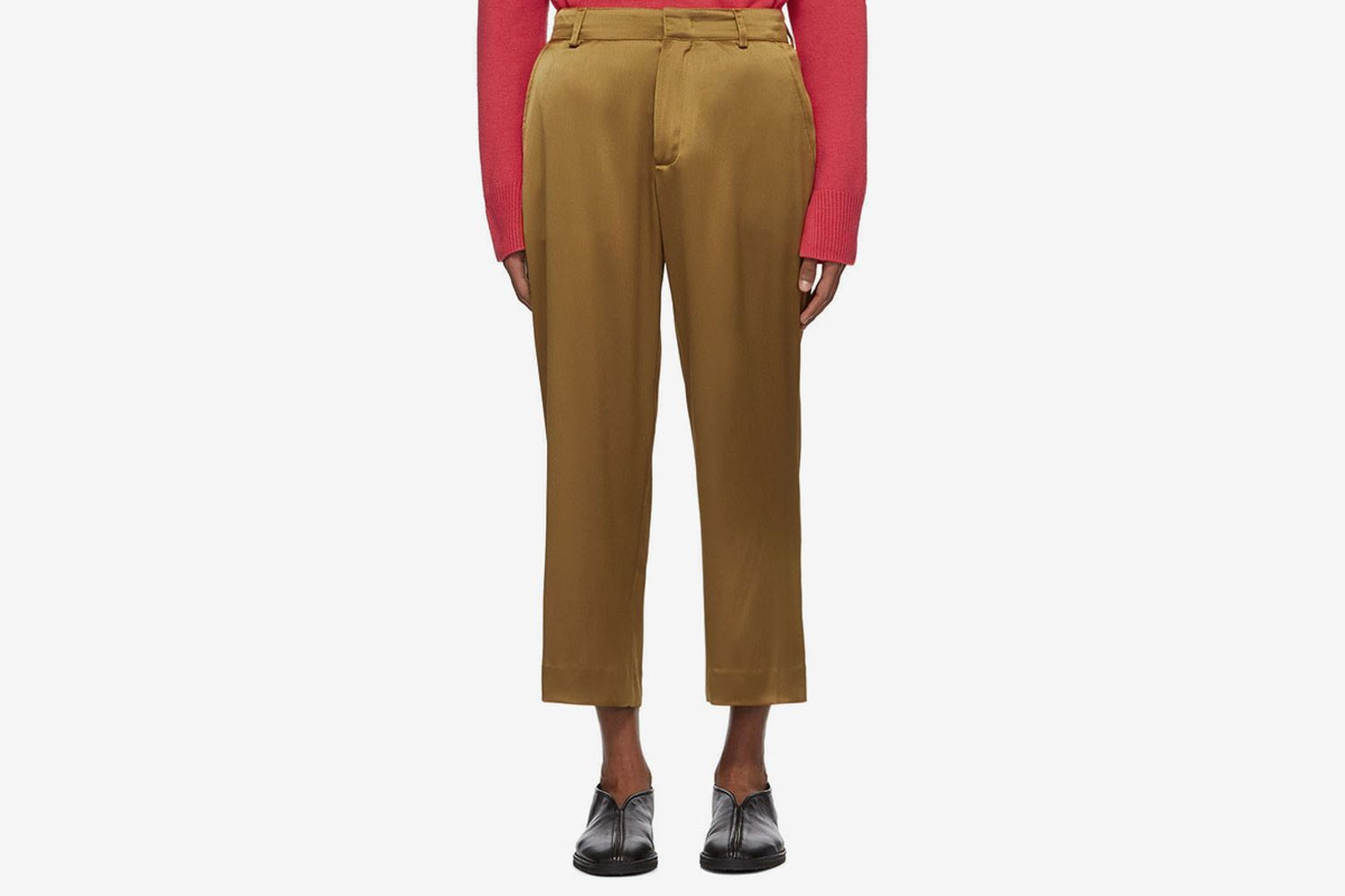 Satin Alex Trousers