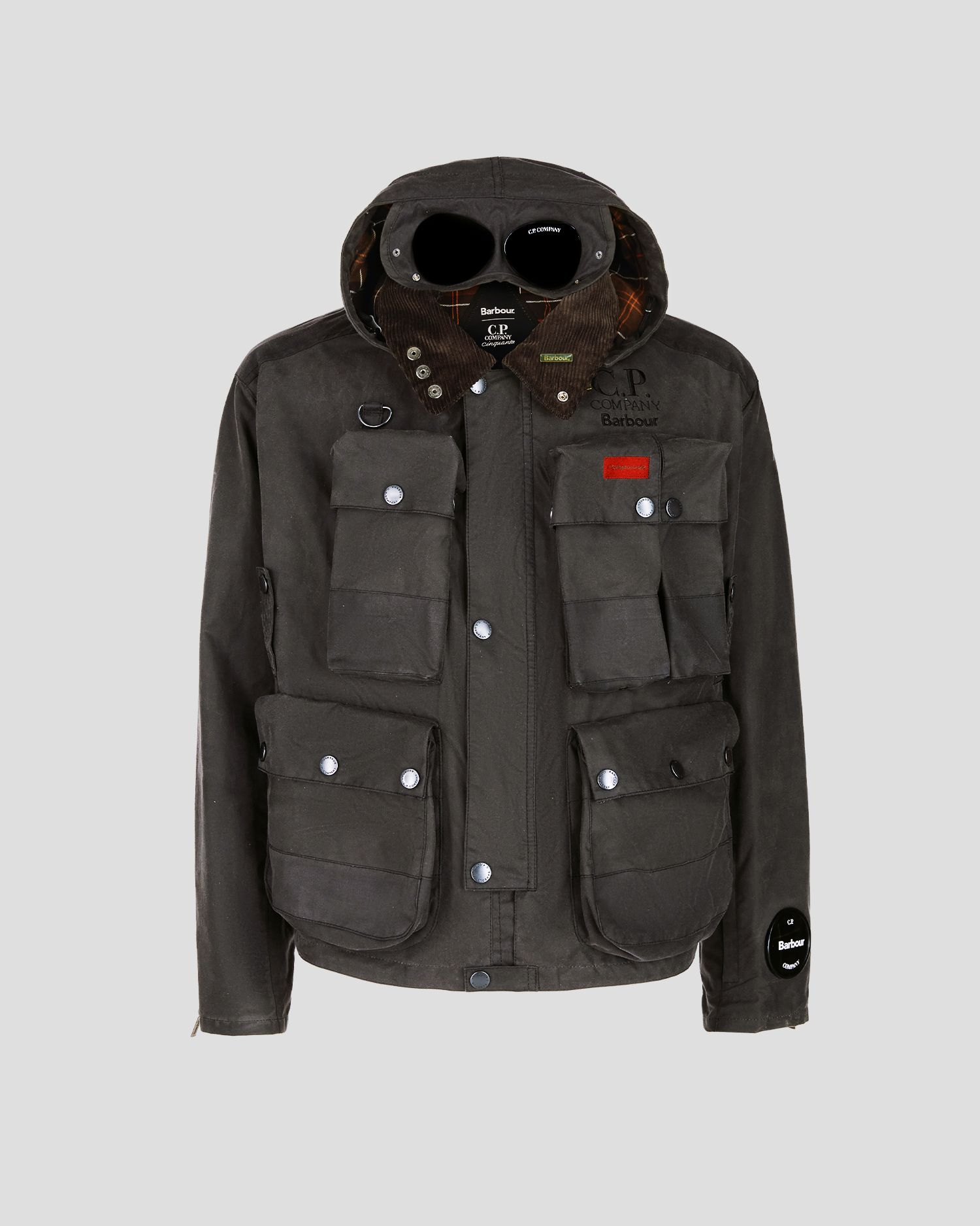 Barbour x C.P. Company Is Ready To Take Flight