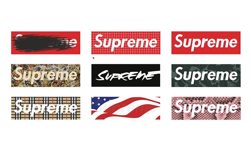 The 20 Most Obscure Supreme Box Logo