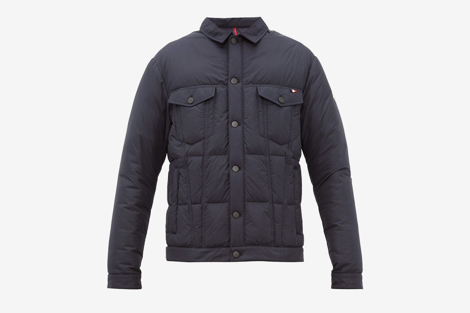 Dubas Quilted Down Jacket