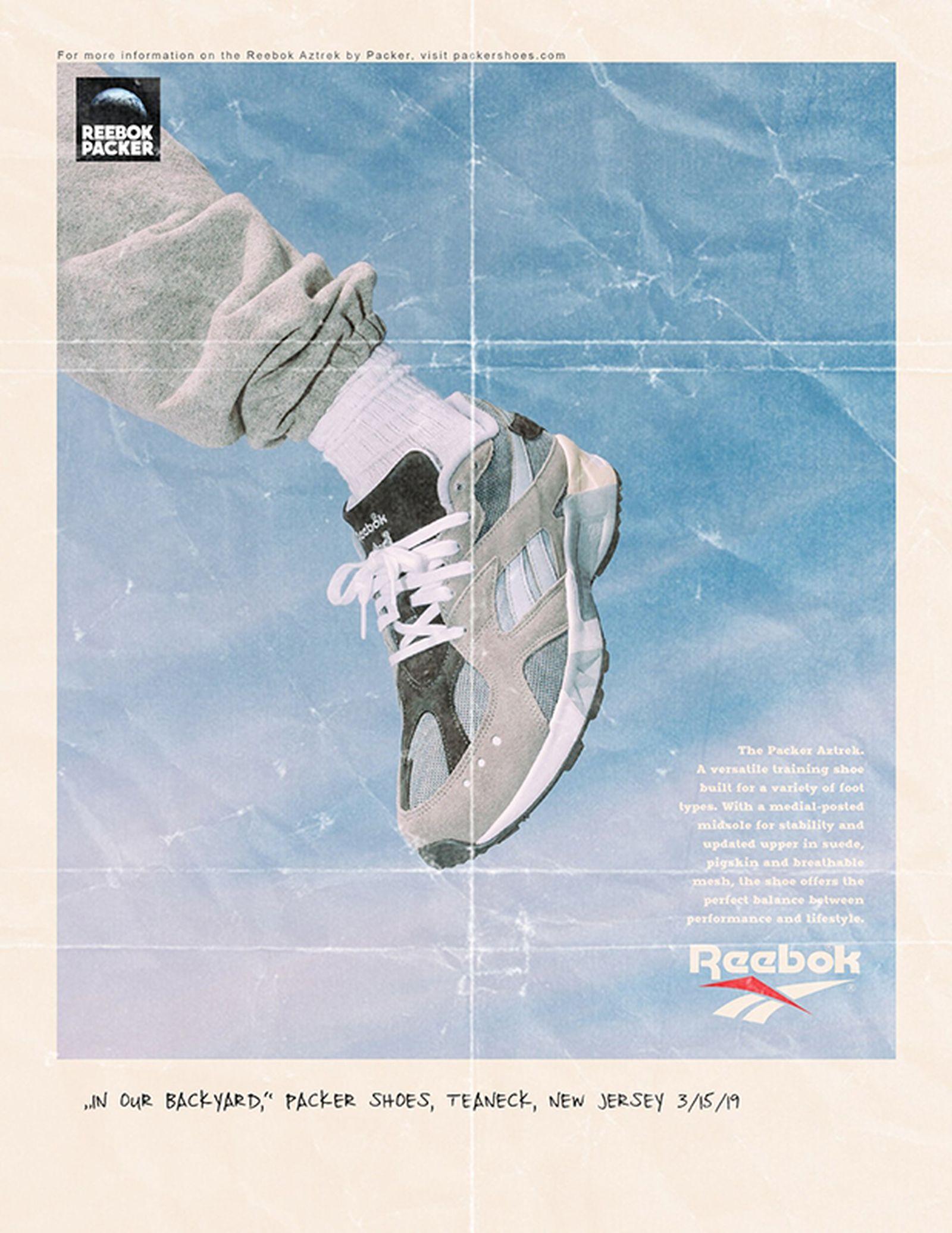 packer reebok aztrek release date price packer shoes