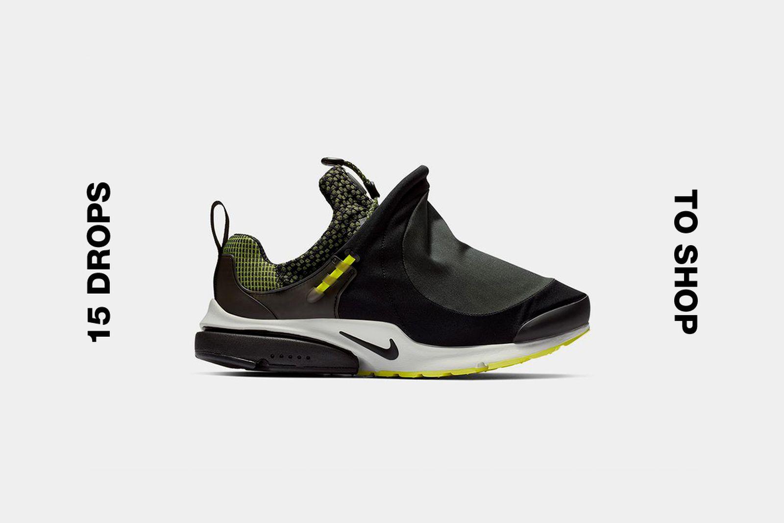 comme des garcons nike air presto best drops buy Nike Air Presto Foot Tent Salomon S/LAB Undefeated