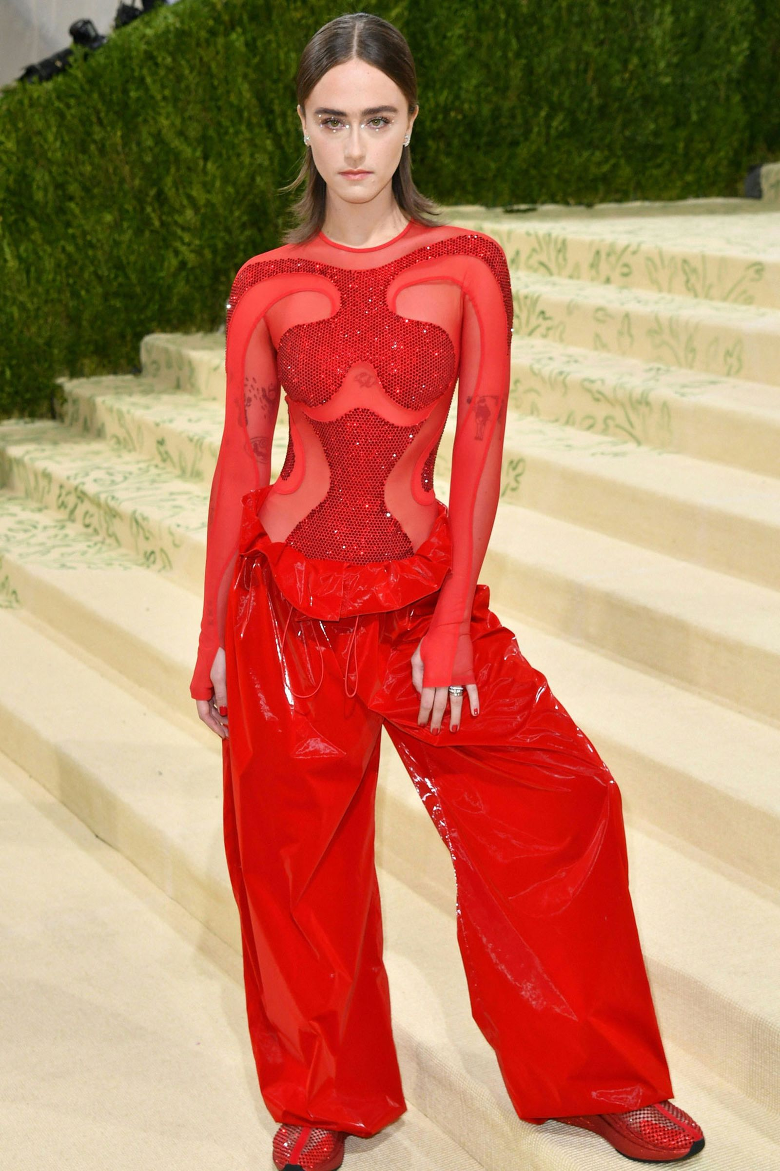 met gala 2021 celebrity style looks best outfits red carpet worst
