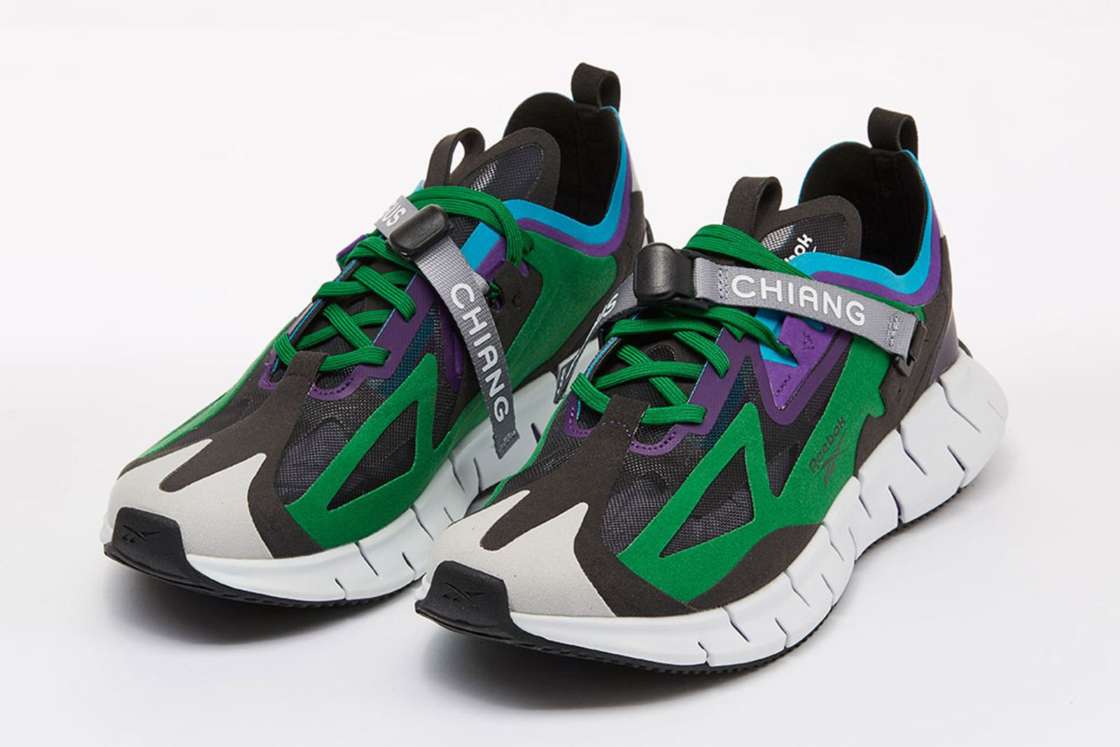 reebok paris fashion week ss20 sneaker collaborations Angus Chiang Cottweiler