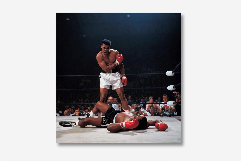 Ali Knocks out Liston, 1965