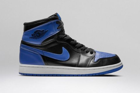 "huge discount d78a9 223c4 Nike Air Jordan 1 ""Royal"""