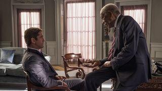 Angel Has Fallen Gerard Butler Morgan Freeman