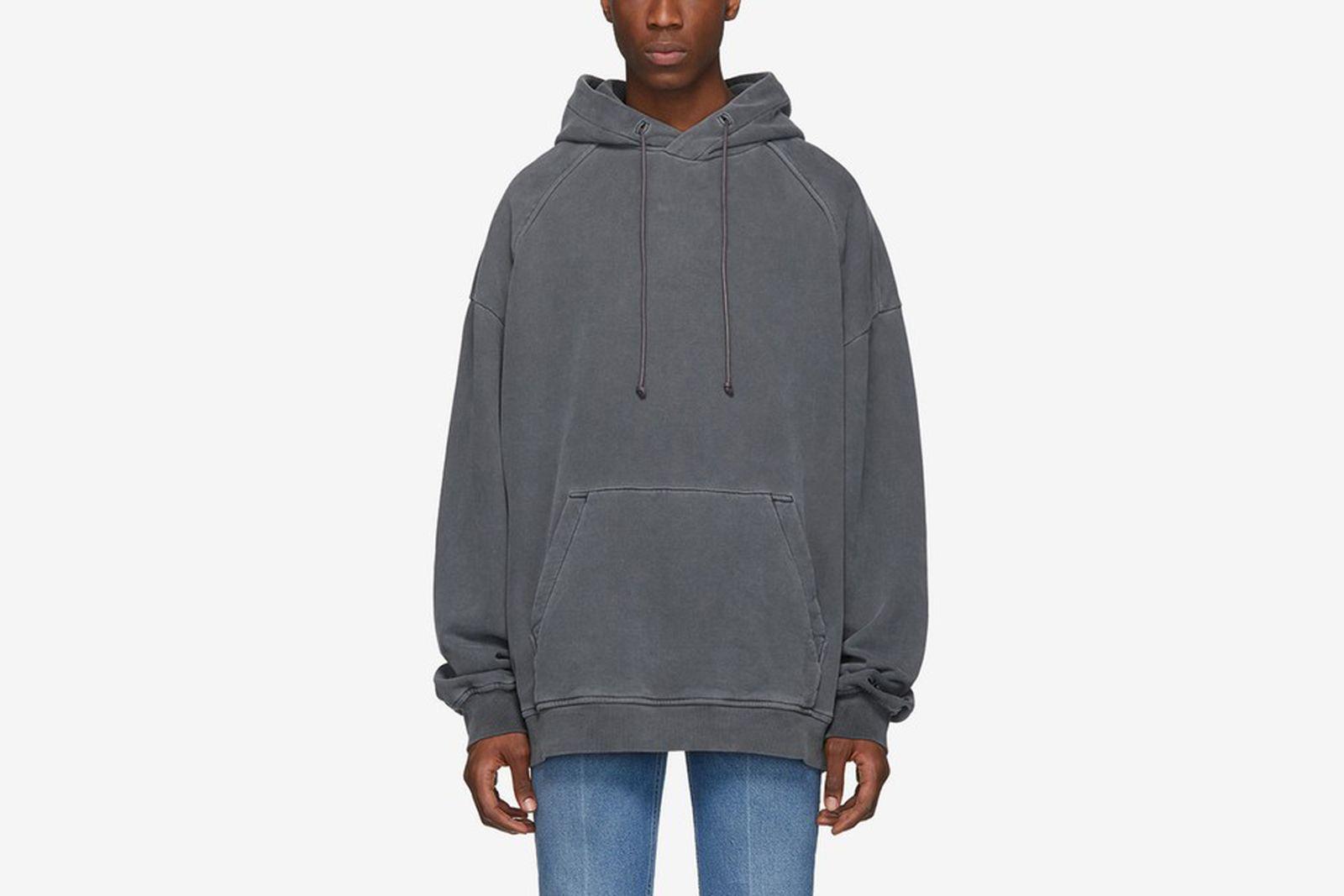 Perfect Oversized Grey Hoodie