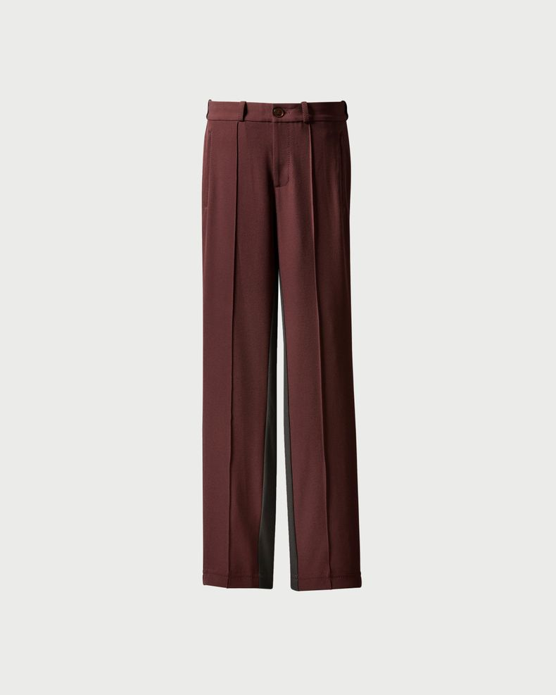 Adidas x Wales Bonner — Rock Pants Brown