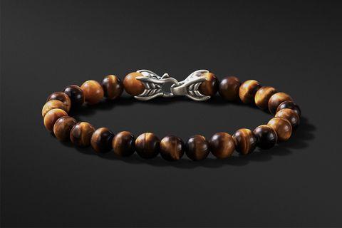 Spiritual Beads Bracelet w/ Tiger's Eye