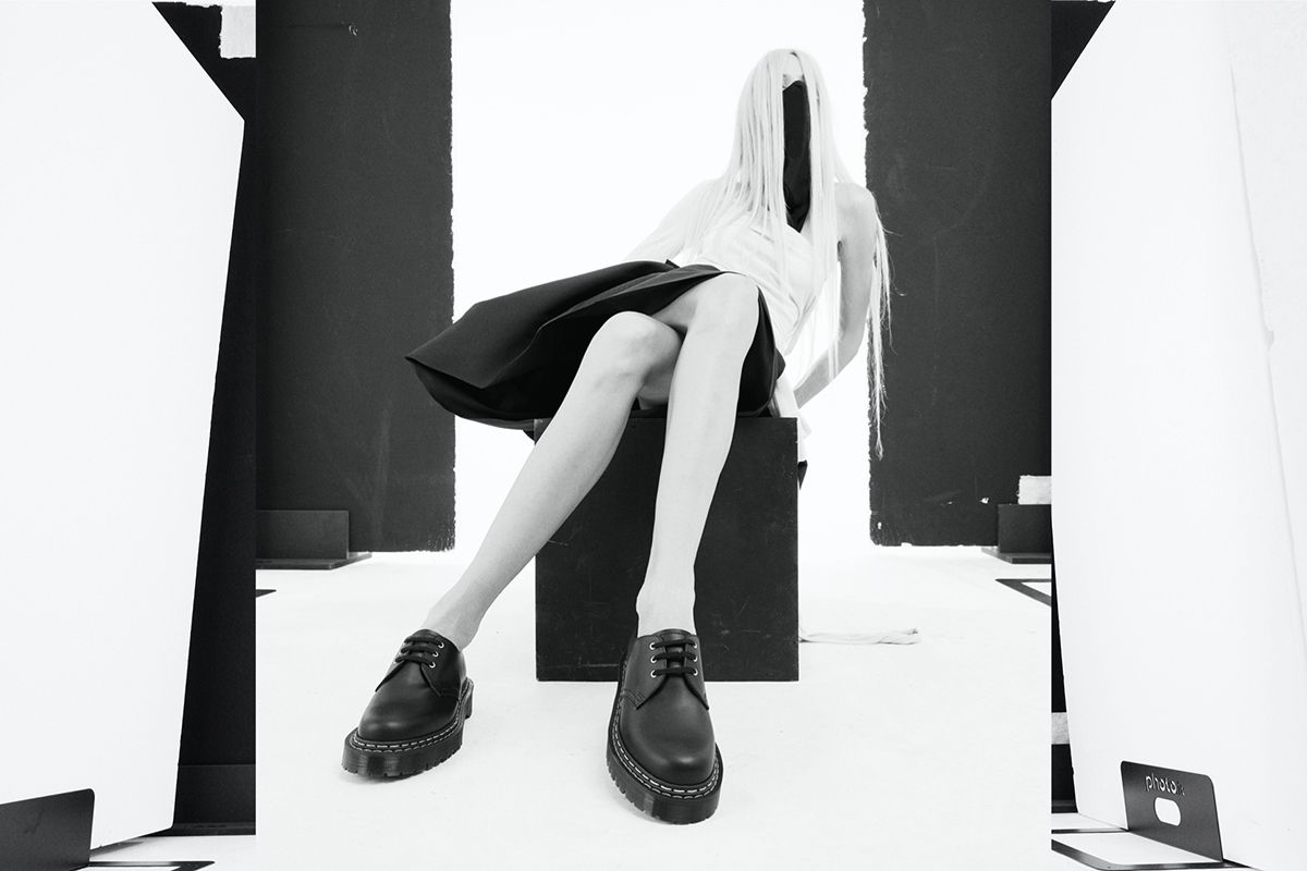 Rick Owens x Dr. Martens Turns You Into a Grunge God & More in Today's Footwear News 31