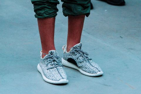 a28faf34a70c1 After the hype around the first Kanye West adidas sneaker has slowly  passed