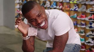 DaBaby Sneaker Shopping