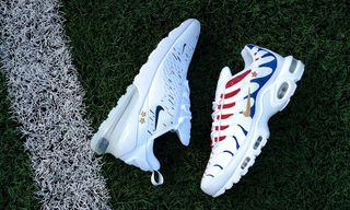 These Custom Nikes Celebrate France World Cup Hero Kylian Mbappé