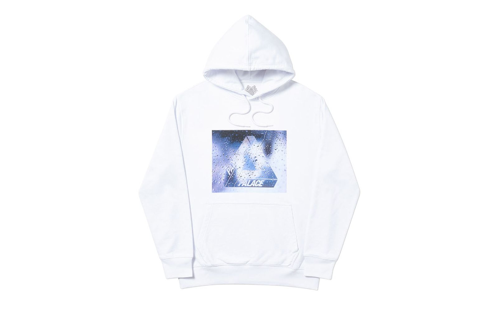 Palace 2019 Autumn Hoodie Window Licker white front 14662 ADJUSTED