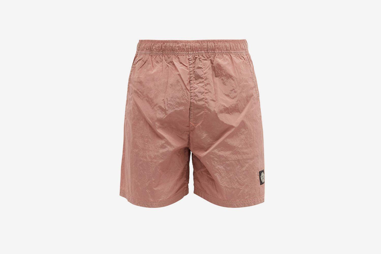 Logo-Patch Swim Shorts