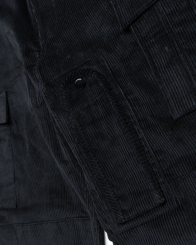 Winnie New York - Corduroy Cargo Black - Image 4