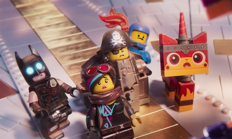 The Lego Movie 2 The Second Part Second Trailer Watch It Here